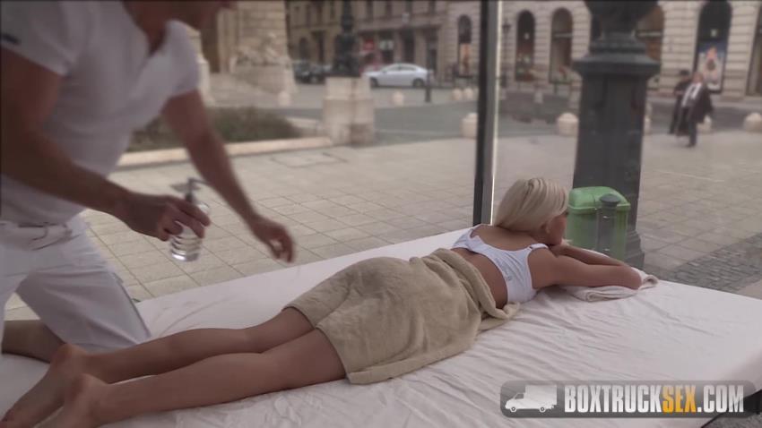 BoxTruckSex.com: Candee Licious - Candee Licious gets a free massage [HD 720p] (1.36 GB) - Jul 1, 2016