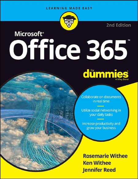 Office 365 For Dummies- 2nd Edition