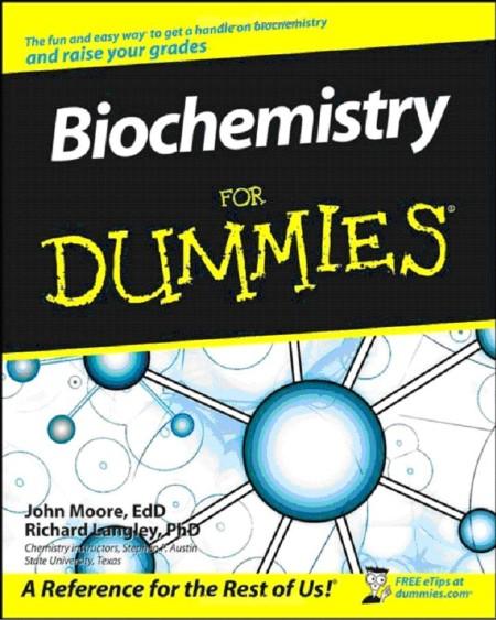 Biochemistry - Biochemistry for Dummies - Moore