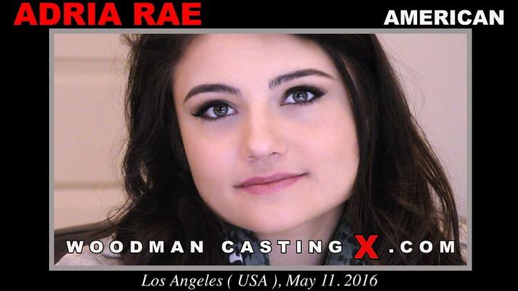 WoodmanCastingX: Adria Rae - Woodman Casting [HD|720p|1.67 GB]