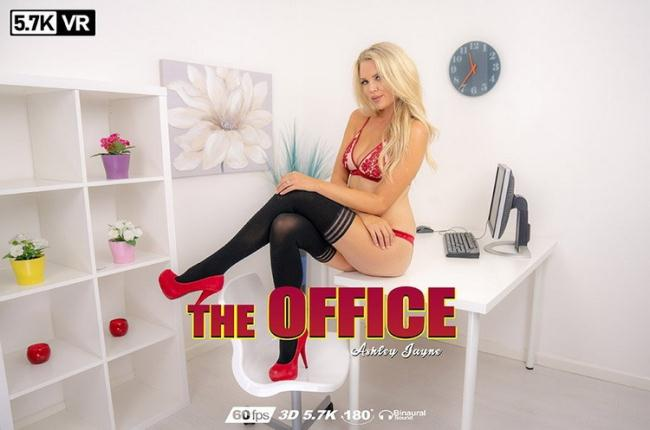 Ashley Jayne - The Office (2021 ZexyVR.com) [4K UHD   2880p  1.66 Gb]