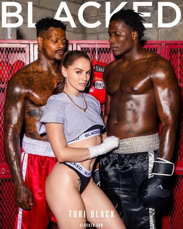 Blacked.com: The Big Fight Starring: Tori Black