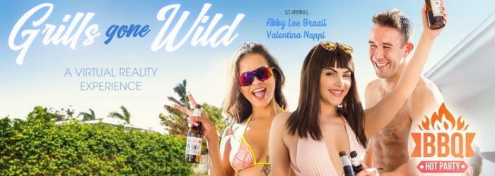 Abby Lee Brazil - Grills Gone Wild! (2021 VRBangers.com) [2K UHD   2048p  4.58 Gb]