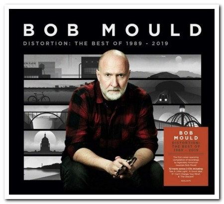 Bob Mould - Distortion The Best Of 1989-2019 (2CD) (2021)