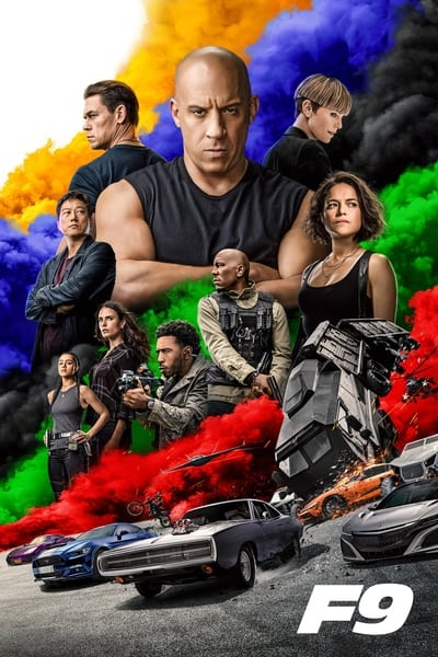 Fast And Furious 9 2021  CAM NEW SOURCE CLEAN SomeCoontS