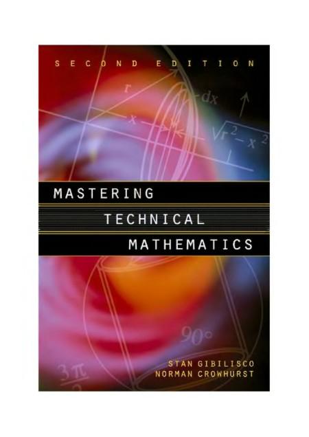Mastering Technical Mathematics Gibilisco And Crowhurst