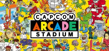 Capcom Arcade Stadium [FitGirl Repack]