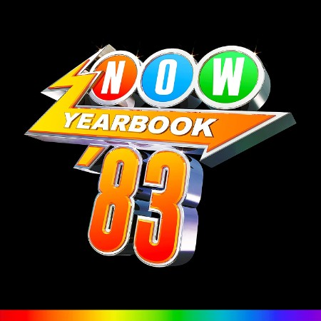 NOW Yearbook 1983 (4CD) (2021)  [ENG]