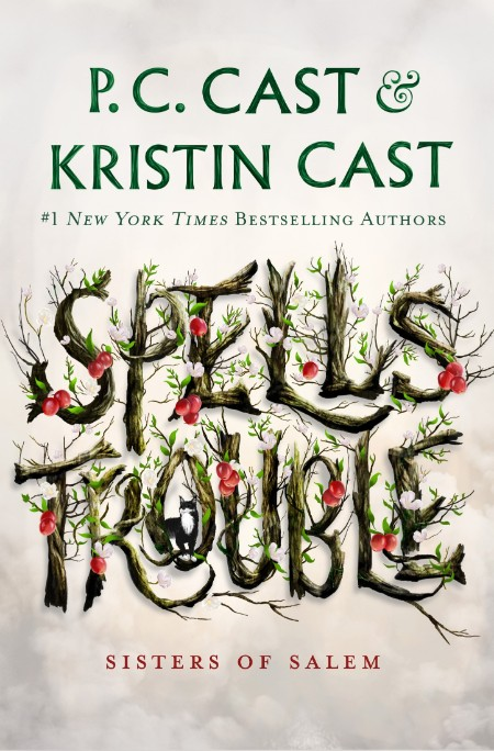 Spells Trouble by P  C  Cast
