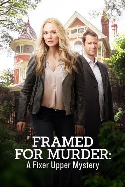 Framed for Murder A Fixer Upper Mystery 2017 1080p WEBRip x265-RARBG
