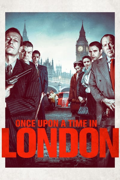 Once Upon A Time In London 2019 1080p WEBRip x265-RARBG