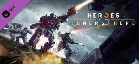 MechWarrior 5 Mercenaries Heroes of the Inner Sphere-CODEX