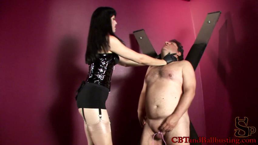 CBTAndBallBusting.com/SmuttysPass.com: Mistress O - Fun, with a Burdizzo [FullHD 1080p] (330 MB)