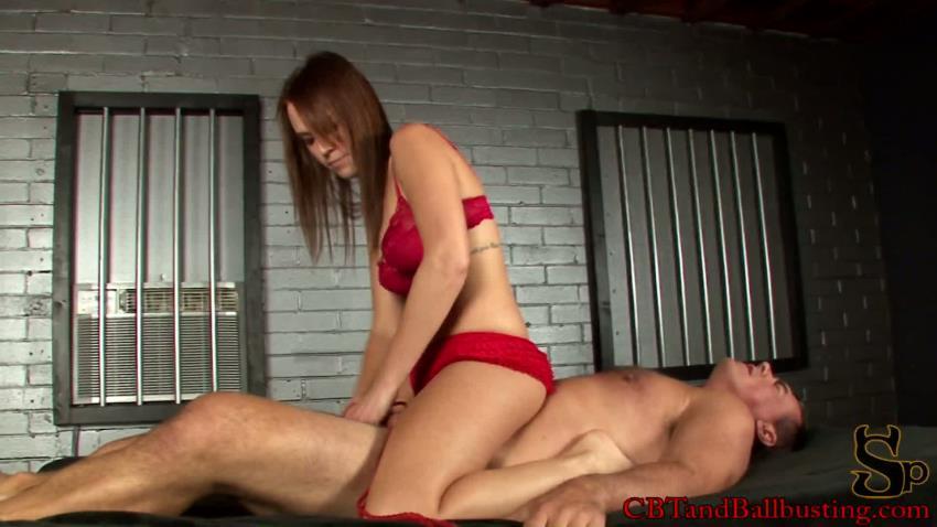 CBTAndBallBusting.com/SmuttysPass.com: Alisha Adams - Alisha On Top [FullHD 1080p] (360 MB)