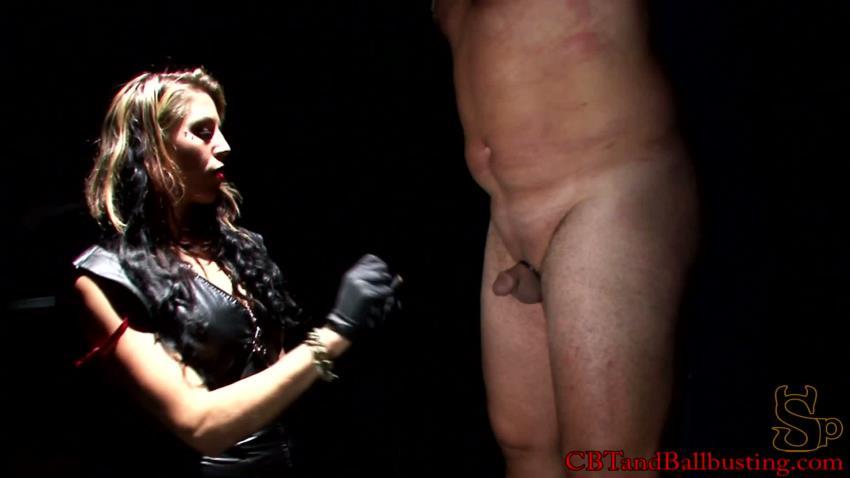 CBTAndBallBusting.com/SmuttysPass.com: Mistress Dahlia - Cheating slave [SD 480p] (338 MB)