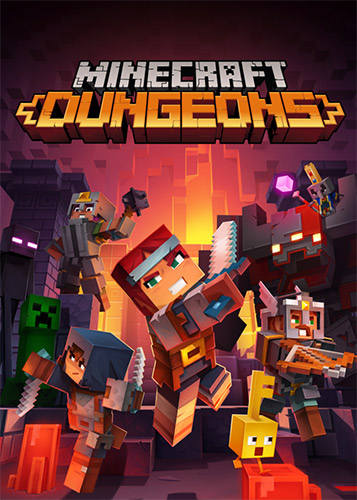Minecraft Dungeons [FitGirl Repack]