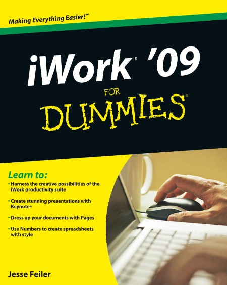 IWork 09 For Dummies
