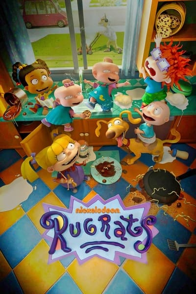 Rugrats 2021 S01E01 720p HEVC x265-MeGusta