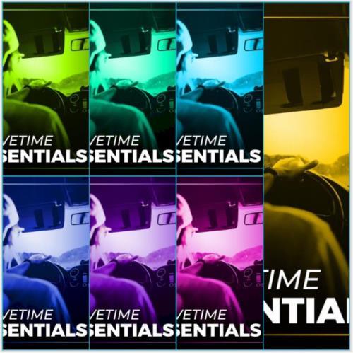 Drivetime Essentials 001-007 (2021)