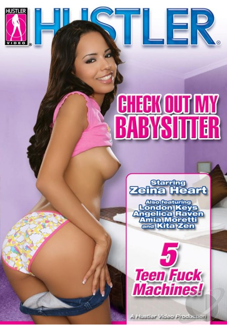 Check Out My Babysitter [DVDRip 320p 1.36 Gb]