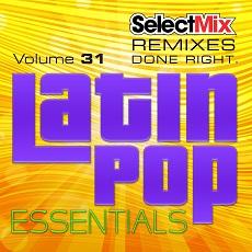 Select Mix Latin Pop Essentials Vol 31 (2021)