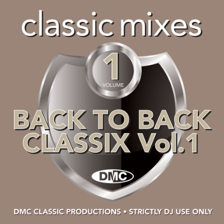 DMC Classic Mixes Back To Back Classix Vol  1 (2021)