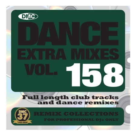 DMC Dance Extra Mixes Vol 158 (2021)