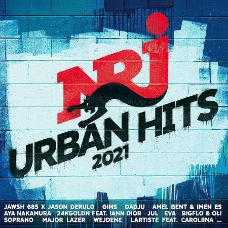 NRJ Urban Hits 2021 (2CD) (2021)