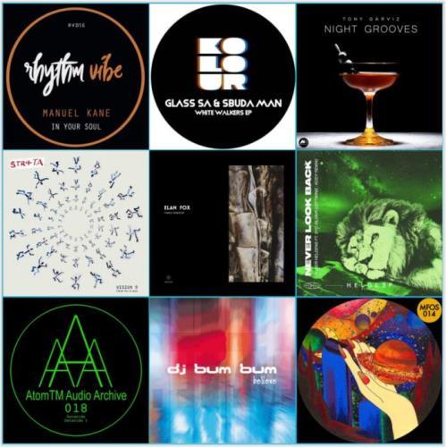 Beatport Music Releases Pack 2760 (2021)