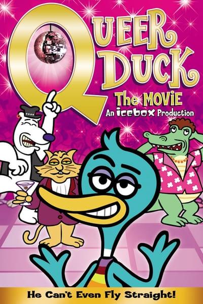 Queer Duck The Movie 2006 1080p WEBRip x265-RARBG