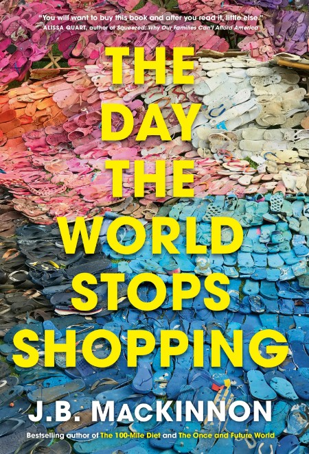 The Day the World Stops Shopping  How Ending Consumerism Saves the Environment and...