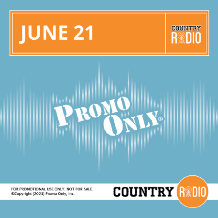 Promo Only Country Radio June (2021)