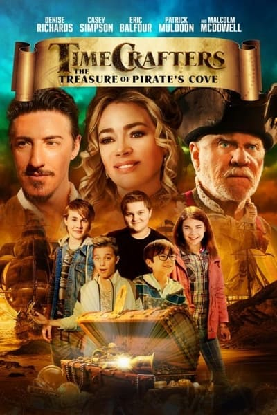 TimeCrafters The Treasure of Pirates Cove 2021 720p WEBRip x264-GalaxyRG
