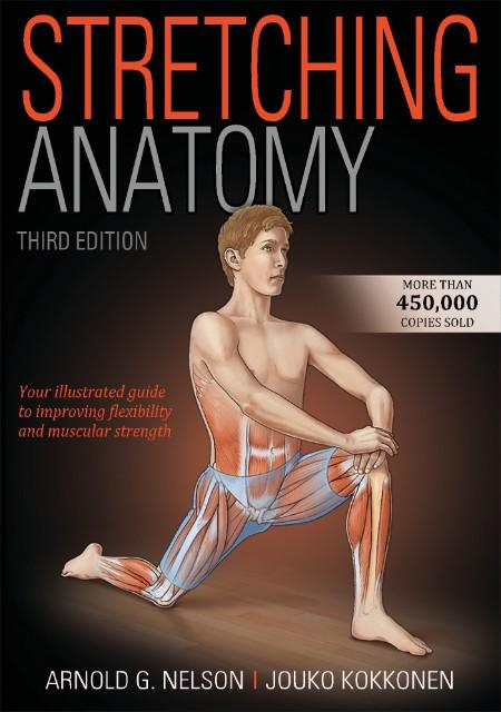 Stretching anatomy 3rd Edition