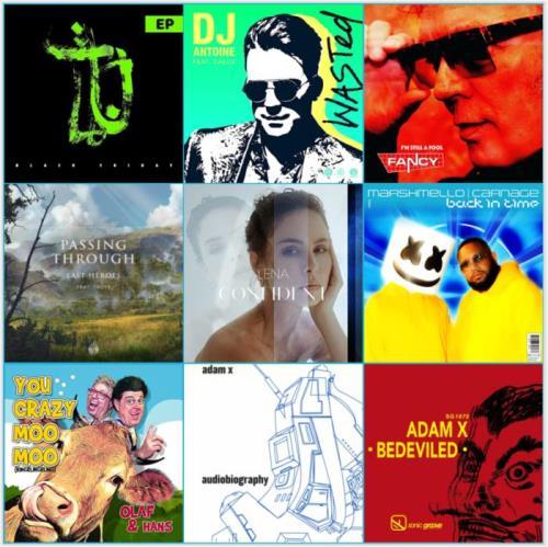 Beatport Music Releases Pack 2763 (2021)