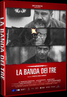 La Banda Dei Tre (2020).avi WEBRiP XviD AC3 - iTA