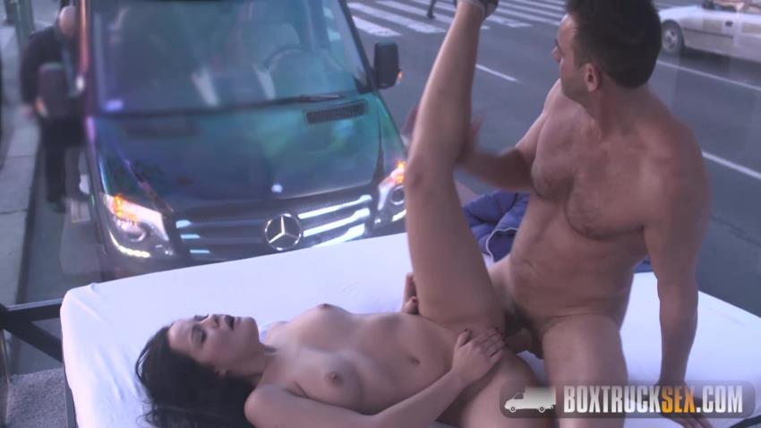 BoxTruckSex.com: Dolly Diore - Dolly Diore Confesses she is Turned on by our Sex Truck [HD 720p] (1.46 GB) - Jan 15, 2017