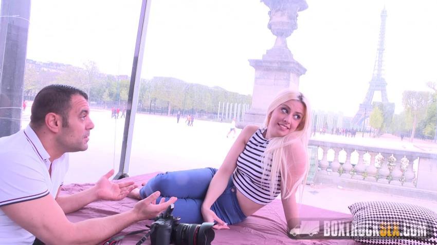 BoxTruckSex.com: Jessie Volt - Blonde Jessie Volt gets Fucked in Front of the Eiffel Tower [HD 720p] (1.58 GB) - Sep 25, 2017
