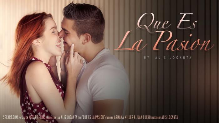 Amarna Miller - Que Es La Pasion (2021 SexArt.com) [FullHD   1080p  1.11 Gb]