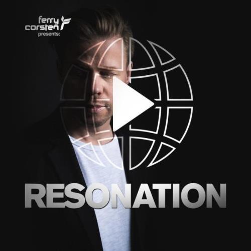 Ferry Corsten - Resonation Radio 024 (2021-05-12)