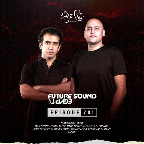 Aly & Fila - Future Sound Of Egypt 701 (2021-05-12)