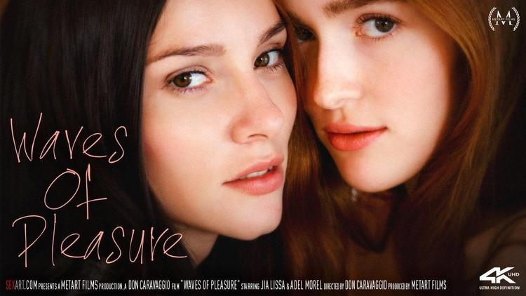 Adel Morel, Jia Lissa - Waves of Pleasure [SexArt/MetArt / FullHD 1080p]