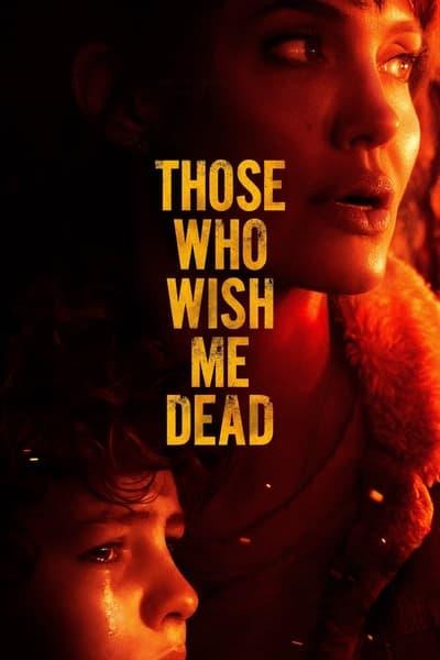 Those Who Wish Me Dead 2021 720p WEBRip HQ x265 10bit-GalaxyRG