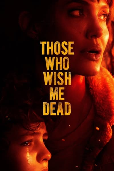 Those Who Wish Me Dead 2021 720p HMAX WEBRip DD5 1 x264-MZABI