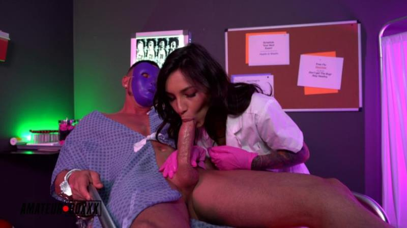 AmateurBoxxx.com: Kitty Carrera - Kitty Carrera Goes Wild With New Patient [FullHD 1080p] (732.88 Mb)