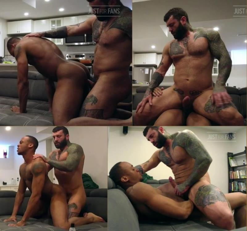 JustFor.Fans: Trent King and Markus Kage - Just For.Fans [SD 540p] (1.14 Gb)