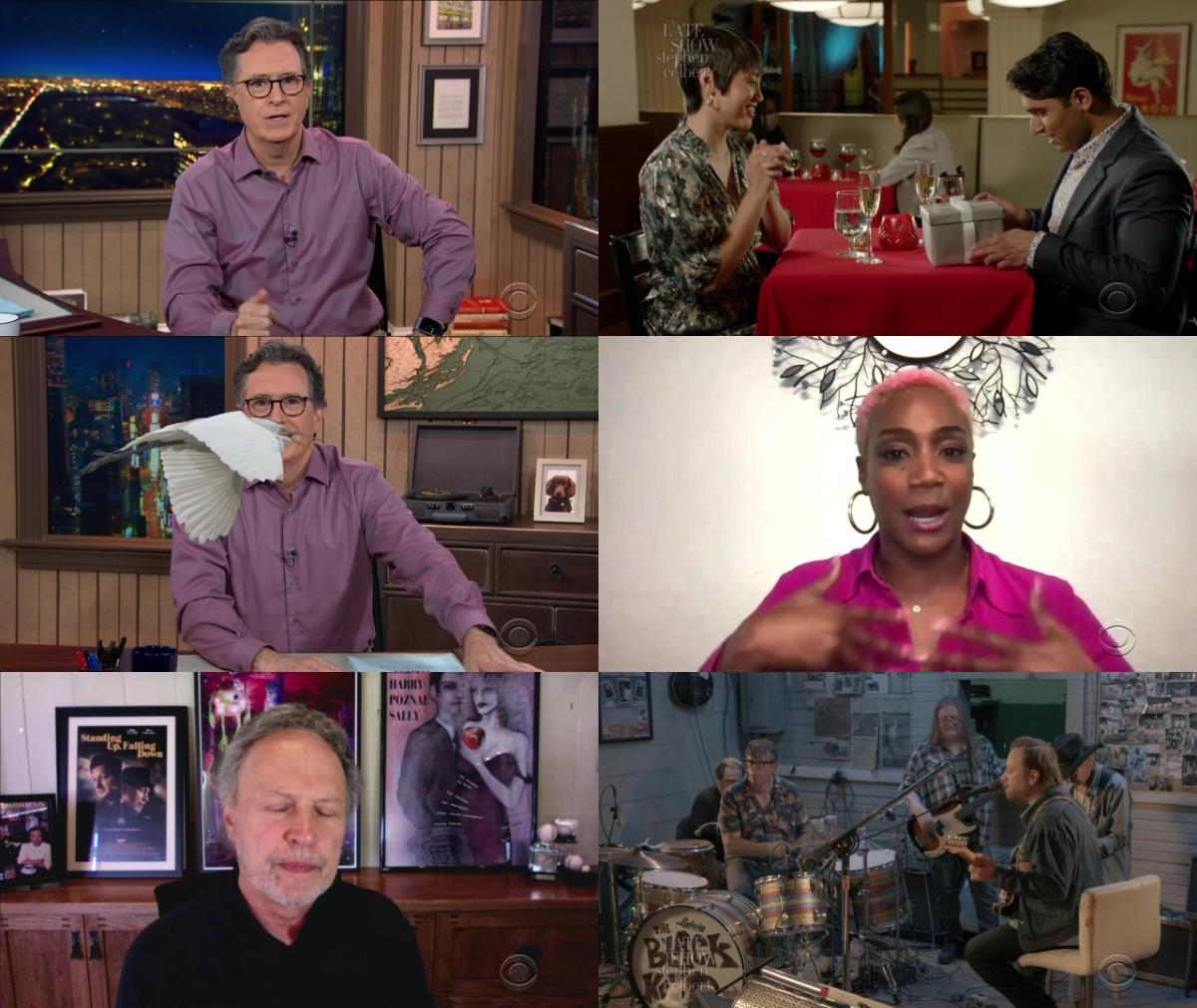 Stephen Colbert 2021 05 14 Billy Crystal 720p WEB H264-JEBAITED