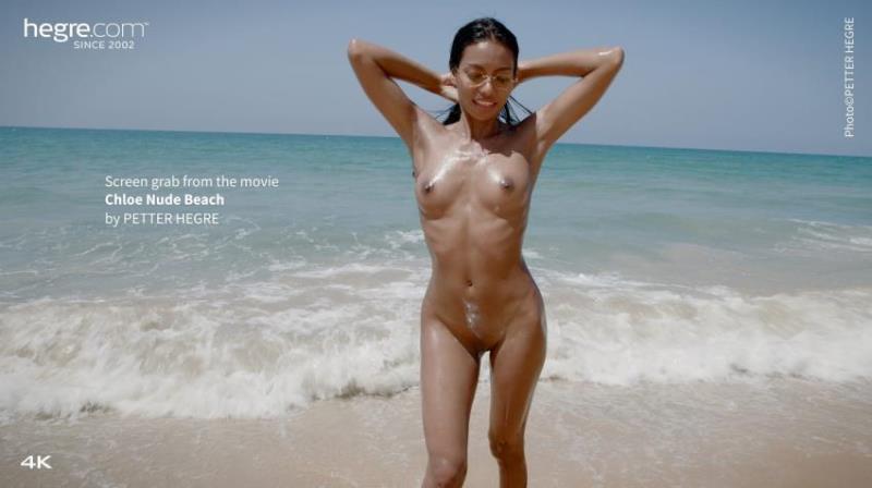 Hegre.com: Chloe - - Nude Beach [FullHD 1080p] (457.94 Mb)