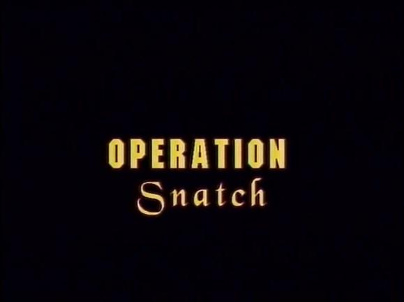 Operation Snatch [DVDRip 432p 870.86 Mb]