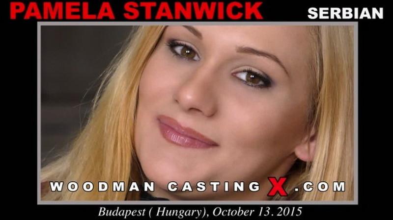 Pamela Stanwick - Woodman Casting [WoodmanCastingX / SD 540p]